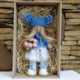Текстильная кукла,интерьерная
