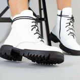 Женские удобные модные стильные красивые качественные ботинки Деми на весну осень