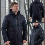 48-70, Мужская весенняя куртка большого размера, Куртка мужская демисезонная. Чоловіча куртка демі