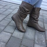 Демисезонные женские сапоги ботинки брэнд Nivelle
