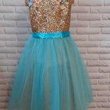 Шикарное нарядное платье Monsoon
