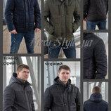 48-58 Чоловіча куртка демісезонна. Мужская куртка демисезонная. Мужская куртка с капюшоном.