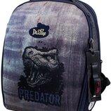 Ранец школьный ортопедический для мальчика Predator DeLune 7 серия