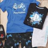 Набор из 2 пижам с шортами PlayStation