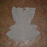 Блузка рюши Vero Moda