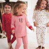 Нові натуральні піжами next для дівчат розм. 4-5 р./110 в наявності