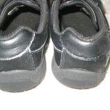 Кожаные туфли для мальчика Clarks 31