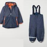 Зимний костюм H&M. Размер 134