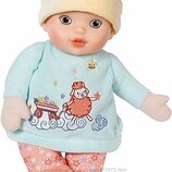 Кукла Zapf Baby Annabell Сладкая крошка с погремушкой 702932