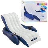 Надувное кресло-шезлонг Intex 58868