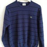 Шерстяной свитер пуловер Lacoste