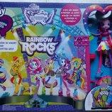 Игровой набор Hasbro My Little Pony Equestria Girls Рок-Концерт A8060