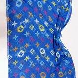Модный шарф стиль Louis Vuitton