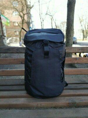 Баскетбольный рюкзак с карманом для мяча Nike Kyrie Irving Black Кайри Ирвинг