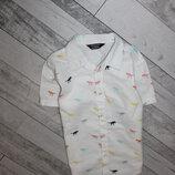Рубашечка на 6-7 лет