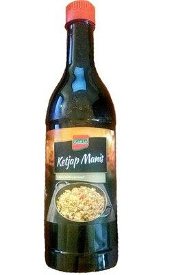 Соевый Соус Kania Ketjap Manis 500мл Нидерланды Кекап Манис уникальный соевый соус со сладковатым