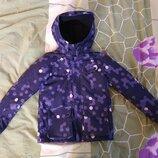 Зимняя лыжная куртка, 7-8 см 128 см, фирма- H&M