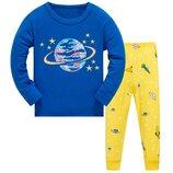 Пижама Планета рост 90-130 см