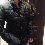 Классная фирменная демисезонная куртка