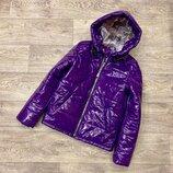 Весенняя куртка для девочки. размеры 122-140