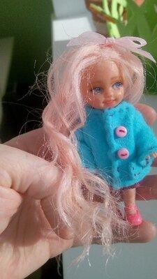 Маленькая куколка ооак