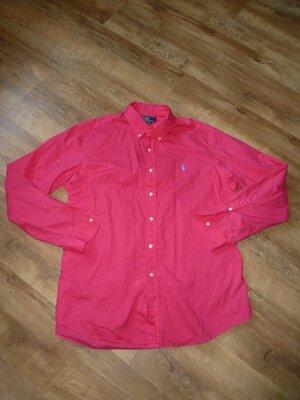 Рубашка Polo Ralph Lauren , р XL , коттон 100%