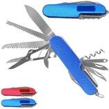 Нож-Мультитул 14 в 1, 10 2.5 см