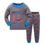 Пижама Башенный кран рост 95-140см