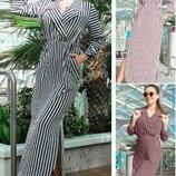 Стильное длинное платье Шимер