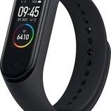 Многофункциональный фитнес браслет Smart Band M4 черный