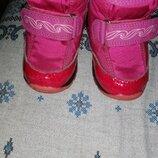 Сапоги, термо ботинки, 23 размер, 14 см