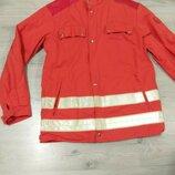 Фирменная мужская куртка с отстегивающимся утеплителем