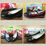 Ликвидация -65% туфельки для девочек 4 модели