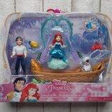 Кукла Hasbro Disney Princess 7.5 см. сцена из фильма E3077 SD ARIEL STORY SET