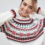 Актуальный свитер оверсайз ASOS