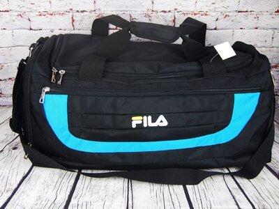 Большая дорожная сумка Fila. Большая спортивная сумка .Сумка в дорогу.Размер 58 28 35см Ксс66