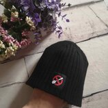 Шапка деми 46-48, демисезонная шапка для мальчика, шапка, детская шапка, трикотажная детская шапка