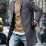 Мужское пальто AL-8531-75