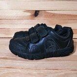 Clarks Stomposaurus кроссовки туфли натуральная кожа