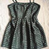 H&M потрясающее платье куколка, р.м-л
