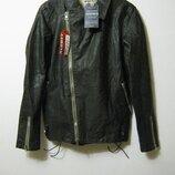 Alcott куртка новая искусственная кожа