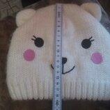 Тепла шапочка 2-5років