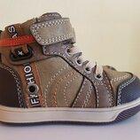 Демисизонные ботинки для мальчика Clibee 20-25