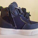 Демисизонные ботинки для мальчика Clibee 26-31