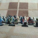 Минифигурки лего звёздные войны - lego star wars