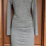 Платье миди женское H&M М