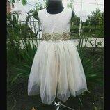 Платье Принцесса для девочки 3-6лет