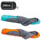 Спальный мешок кокон Bestway Pavillo Heat Wrap 300 / orange/grey 68049 orange