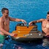 Плавающий бар Надувной термо-контейнер для напитков Bestway 43191 Холодильник