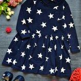 Платье в звезды next 1.5-2года